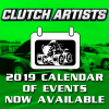 ANNOUNCEMENT: 2019 Calendar of Events Now On Sale